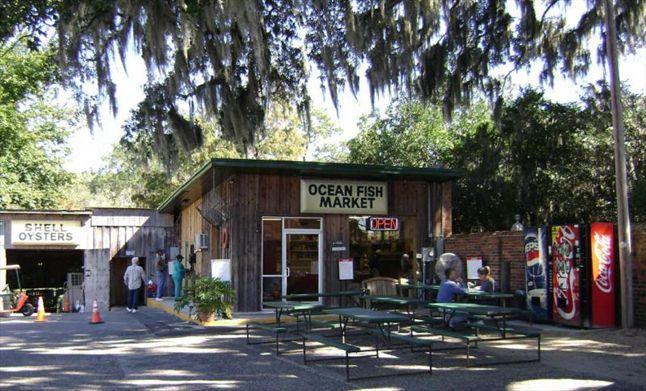 Ocean Fish Market Conway SC
