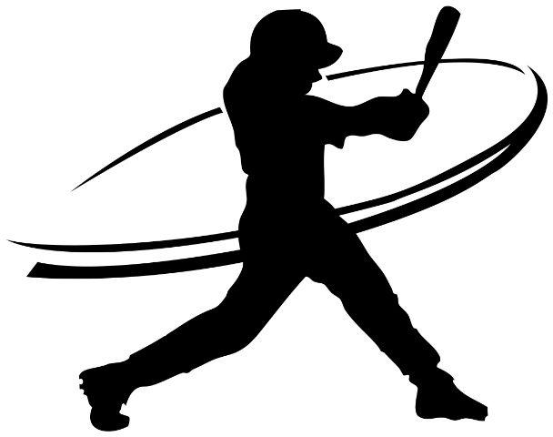 Amazing Health Benefits Of Playing Baseball Softball Clipart Silhouette Clip Art Softball