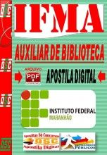 Apostila Concurso Ifma Auxiliar De Biblioteca 2014 Novo Concurso