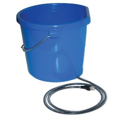Heated Water Bucket 20 Qt Vet Supplies Livestock Supplies Water Bucket
