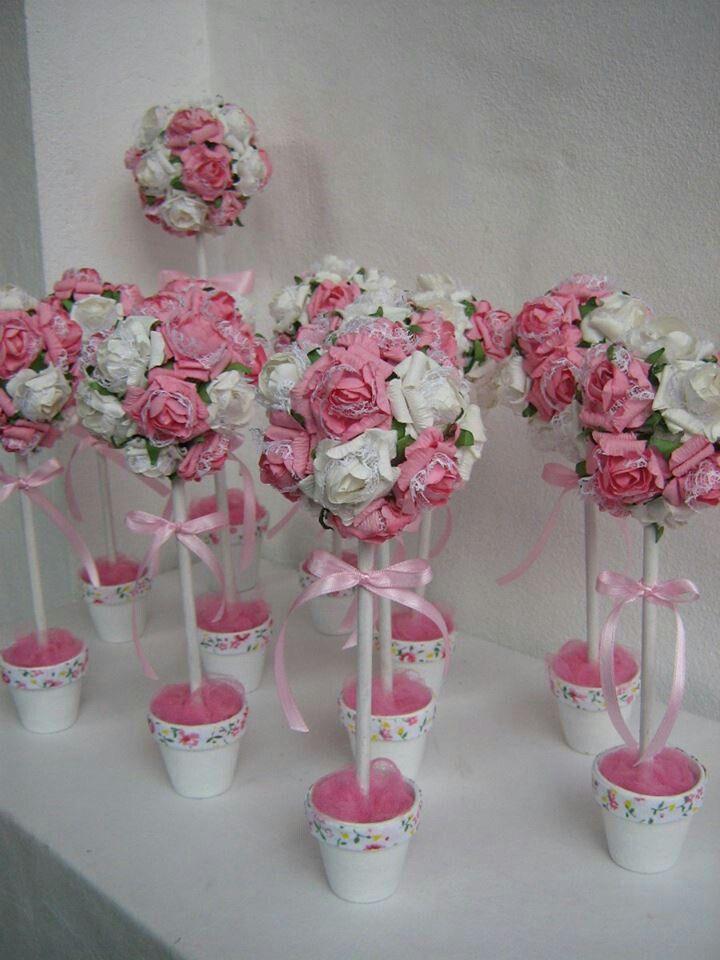 Centros De Mesa Para Fiesta Paper Roses Diy Flower Ball Paper Flowers