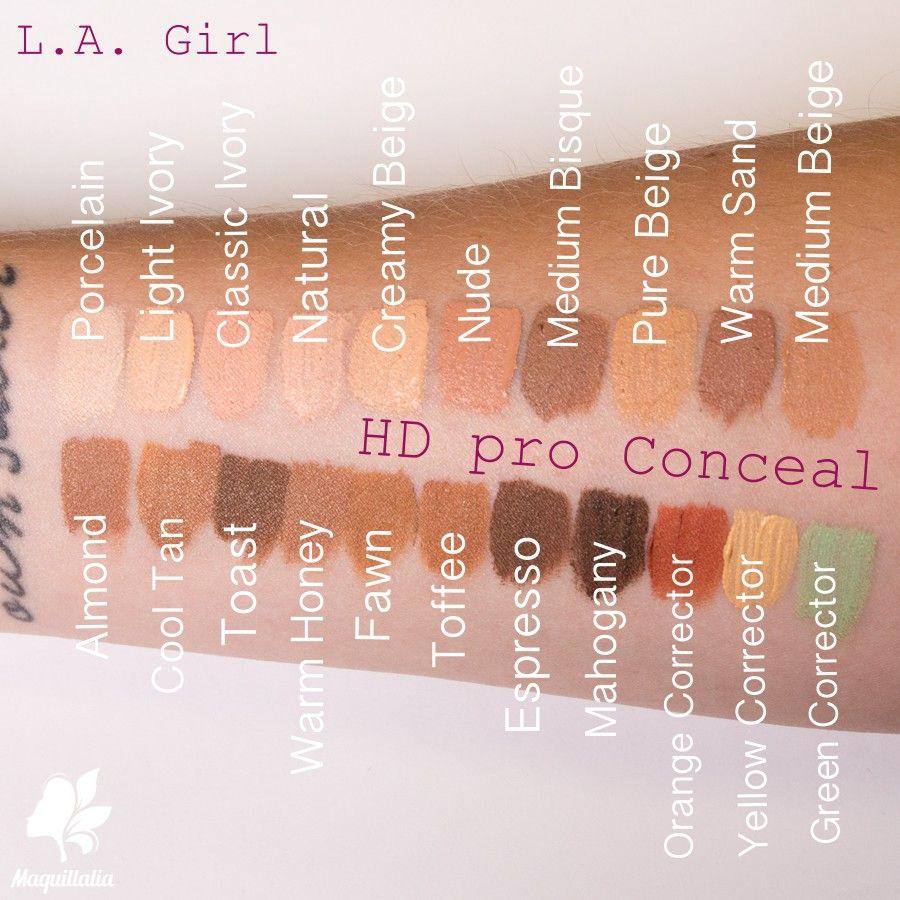 PRO Contour Cream by LA Girl #7