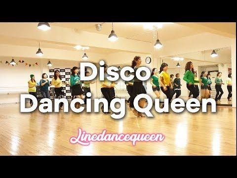 1) Disco Dancing Queen Line Dance (Beginner) Wandy & Hotma Demo
