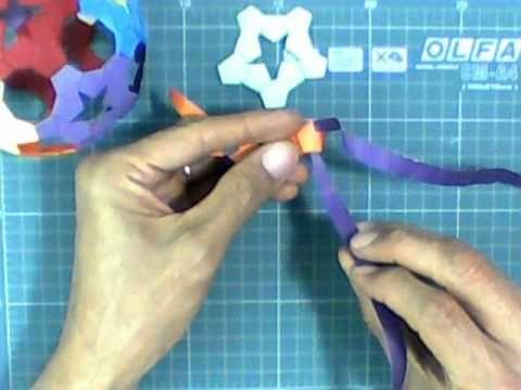 origami sphere 94 heinz strobl