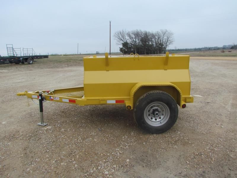 Pin by AAA Trailer Sales LLC. on Fuel Tank Trailers