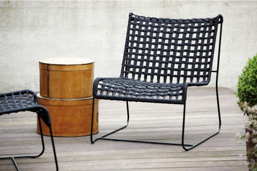Reticolo fauteuil, Luca Di Mateo & Paolo Quaglia - Topdeq.nl