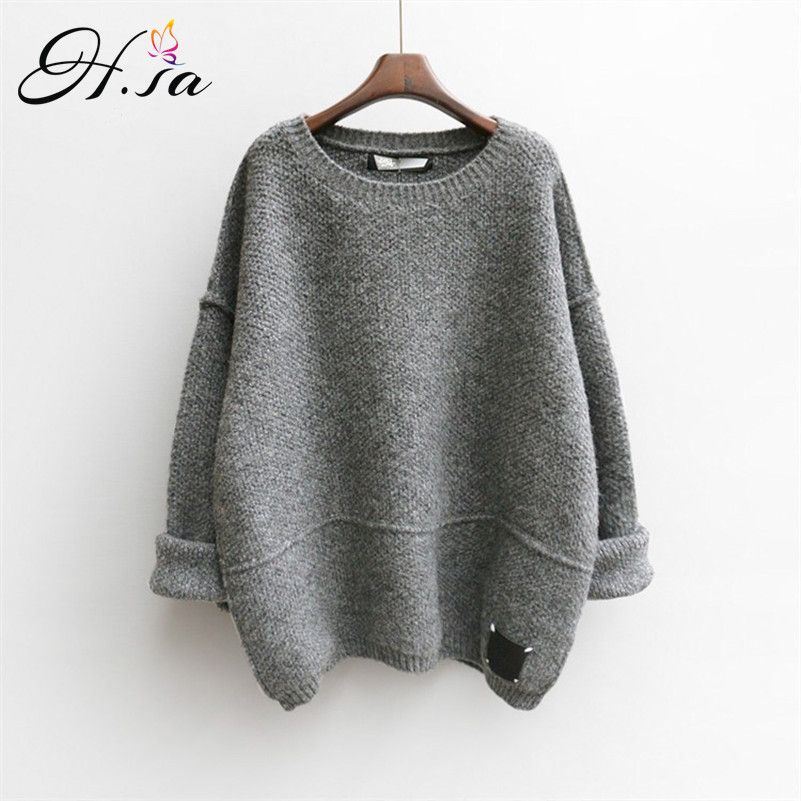 Find More Pullovers Information about H.SA 2016 Women Sweater ...