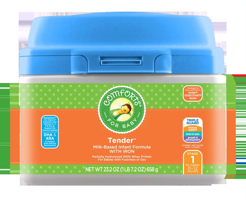 Comfortsforbaby Tender Formula Infant Baby Dha Baby Formula Infant
