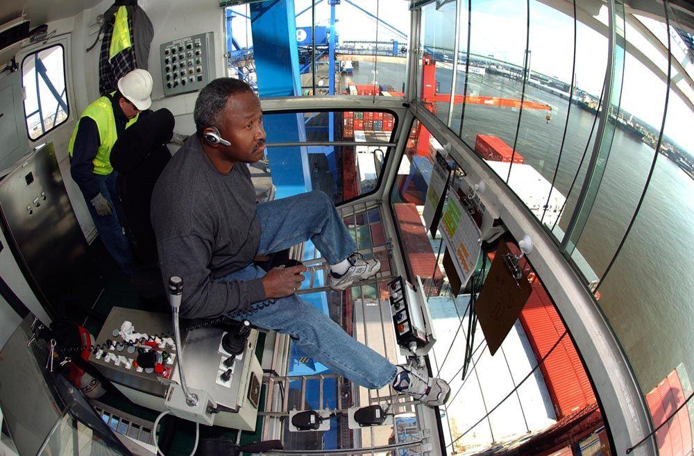 Dock crane driver google search black sea sea port dock
