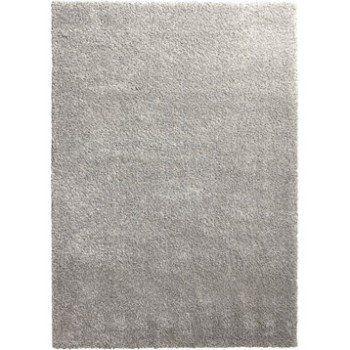 Tapis gris shaggy Lizzy, l.200 x L.290 cm | Leroy Merlin