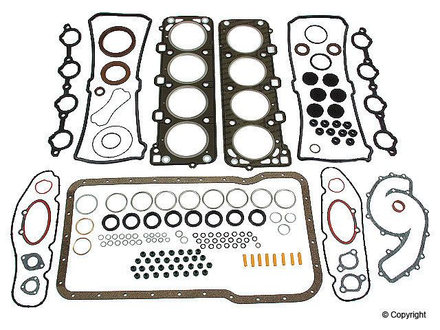 Engine Gasket Set Fits 1987 1995 Porsche 928 Reinz