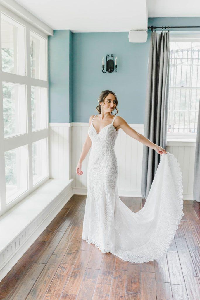Wedding Day Bridal Portrait  #bridalportraitposes