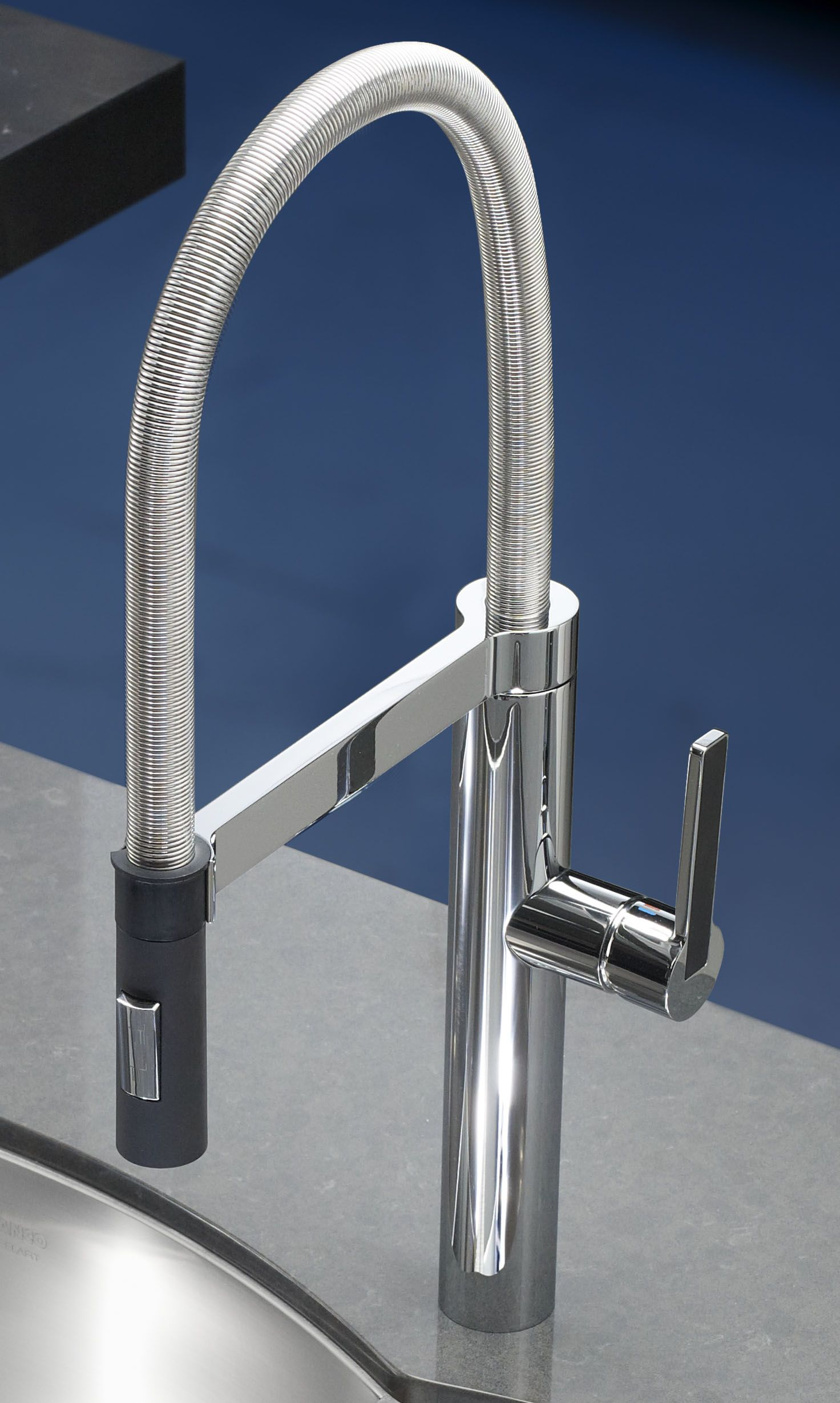 Kitchen faucet It s magnetic For the Home