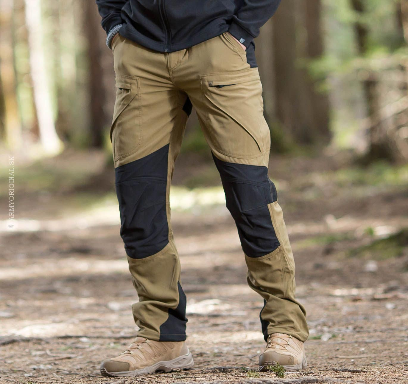 Haglofs Rugged Mountain Pant Mens Fashion Rugged Outdoor Outfit Tactical Clothing