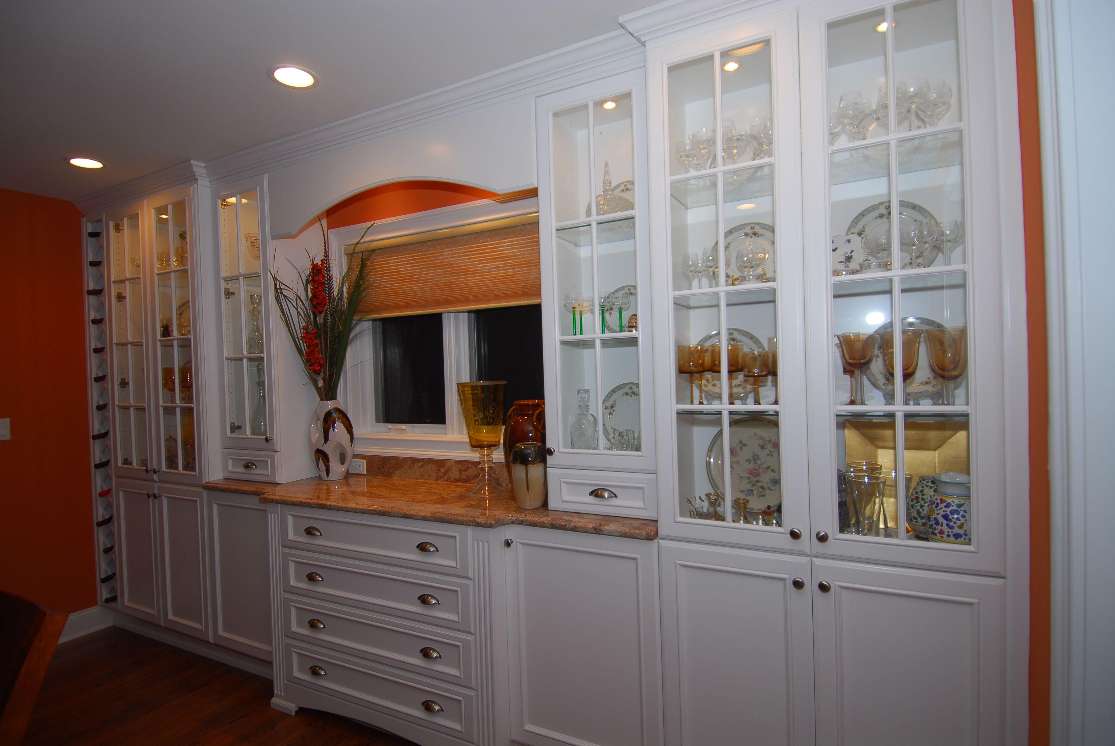 White Thermofoil Kitchen Home decor, Home, China