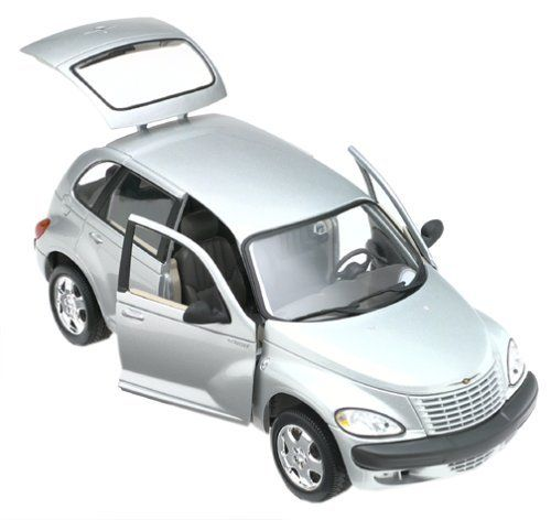 Chrysler PT Cruiser 1/18 Die-Cast Model Black, Http://www