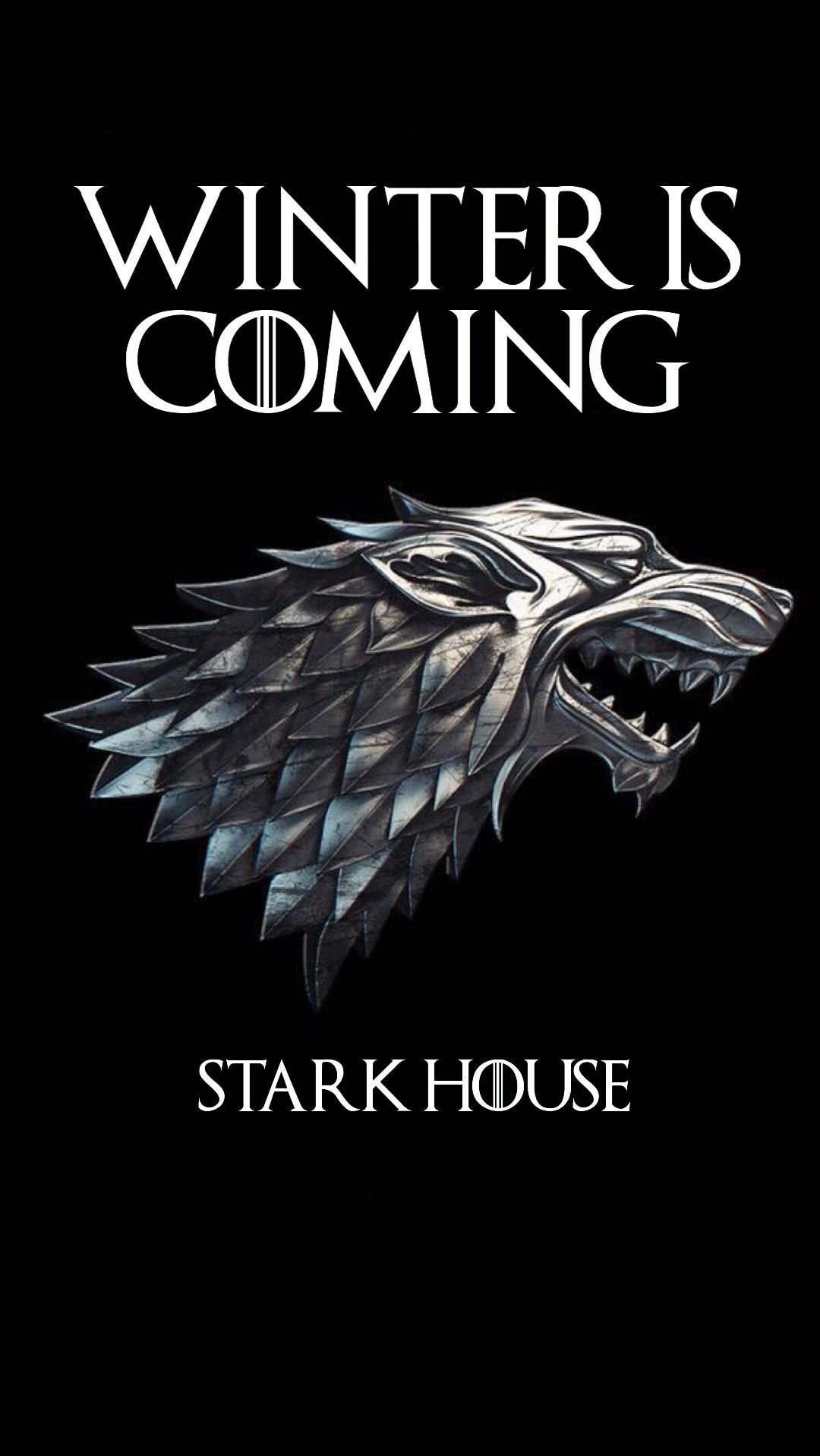 Stark House Wallpaper In 2020 Winter Is Coming Wallpaper Outdoors Tattoo Winter Is Coming Stark