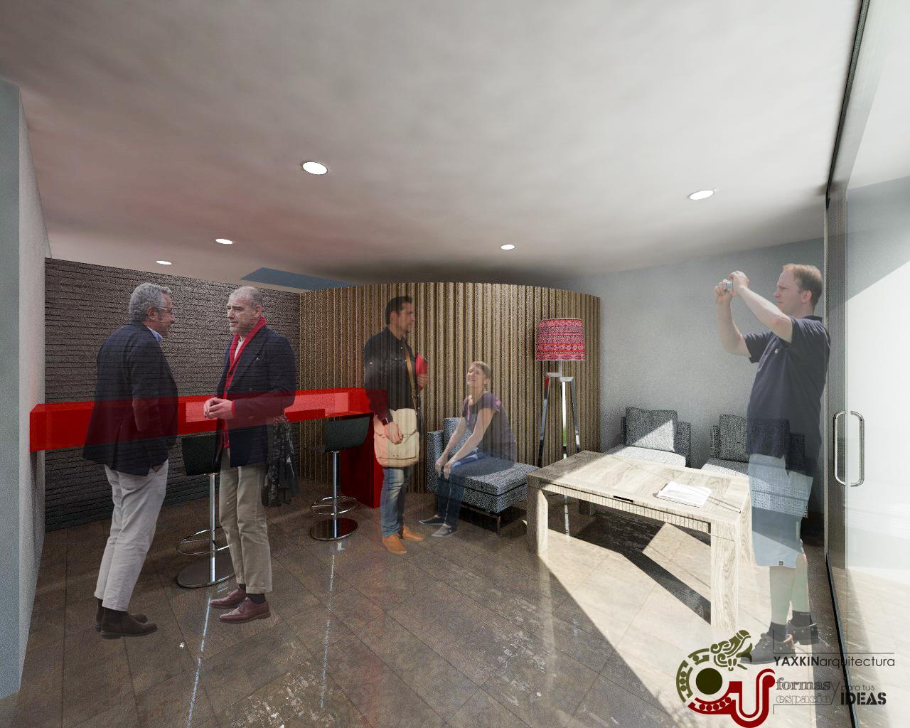 #YAXKIN_arquitectura #proyecto #hostal #sclc #chiapas
