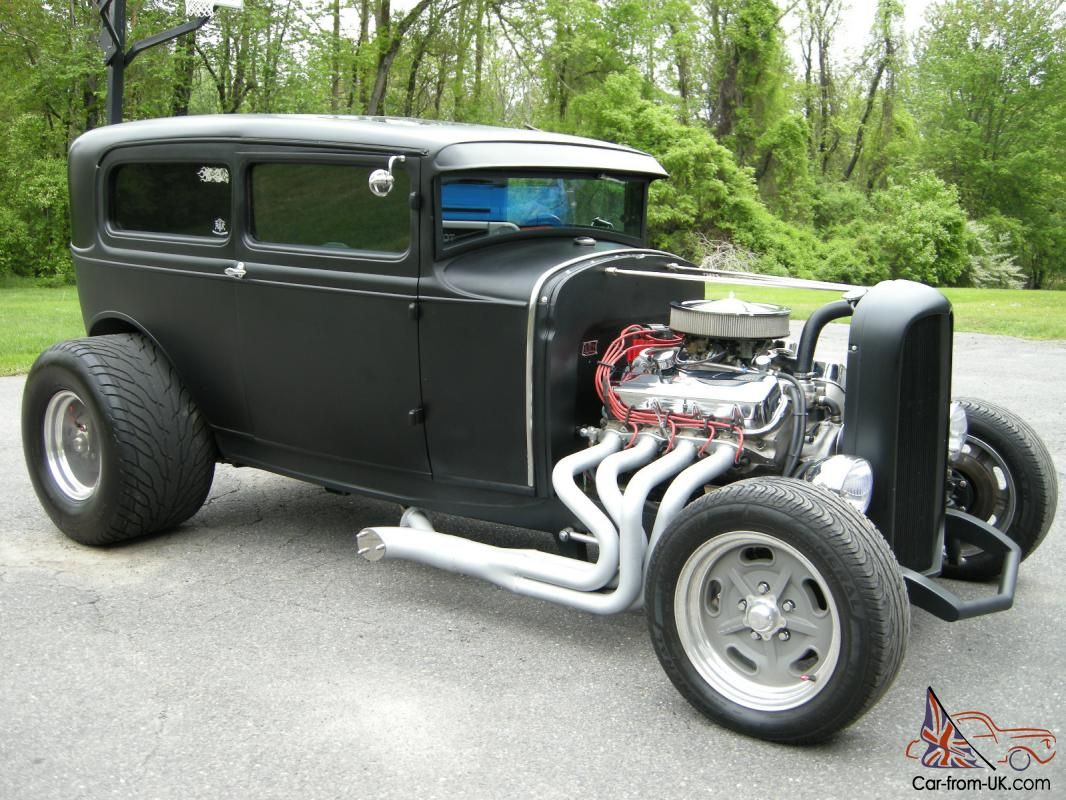 1930s Hot Rod 1930 Ford Quot Model A Quot Hot Rod Street Rod