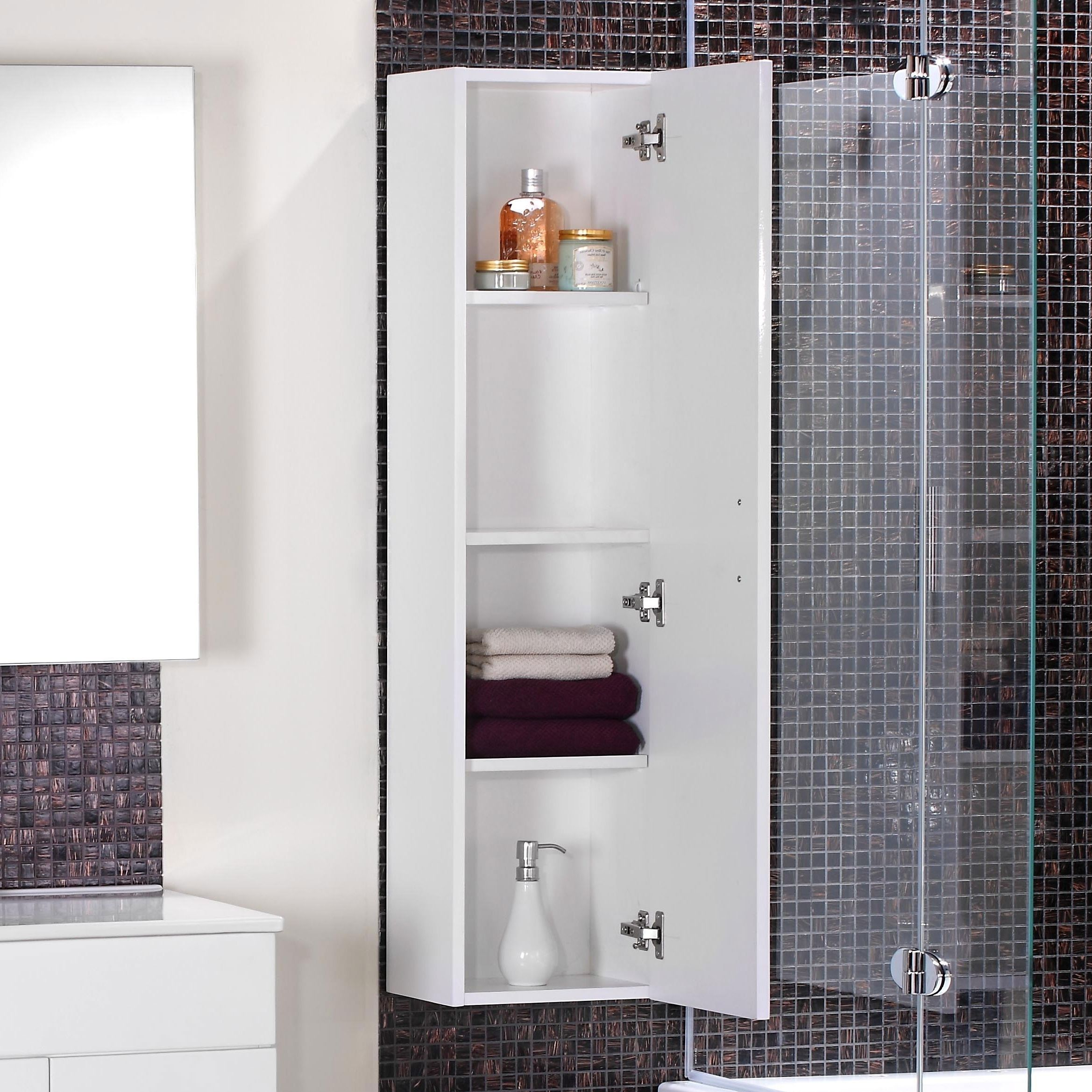 10 Coolest Bathroom Storage Ideas for an Efficient Home | Small ...
