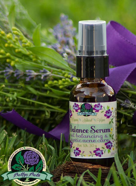Balance Facial Serum Cleanser, Facial cleanser, Green tea