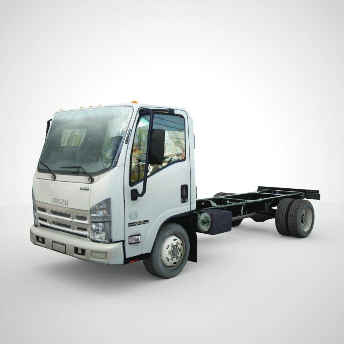 Isuzu Npr 75l 2012 3d Model Ad Npr Isuzu Model Visual Design Trends Graphic Design Portfolio Print 3d Model
