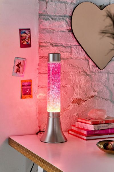 Glitter Lava Lamp Glitter Lamp Lava Lamp Bedroom Lamps Design