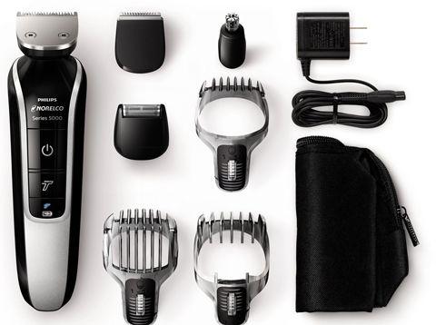 Paiter Grooming Kit Hair Beard Trimmer Clipper Razor Shaver Electric Nose Ear G231 All