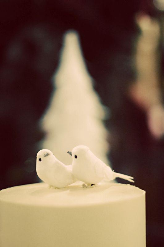 love birds cake topper   Weddings.   Pinterest   Bird cake toppers ...