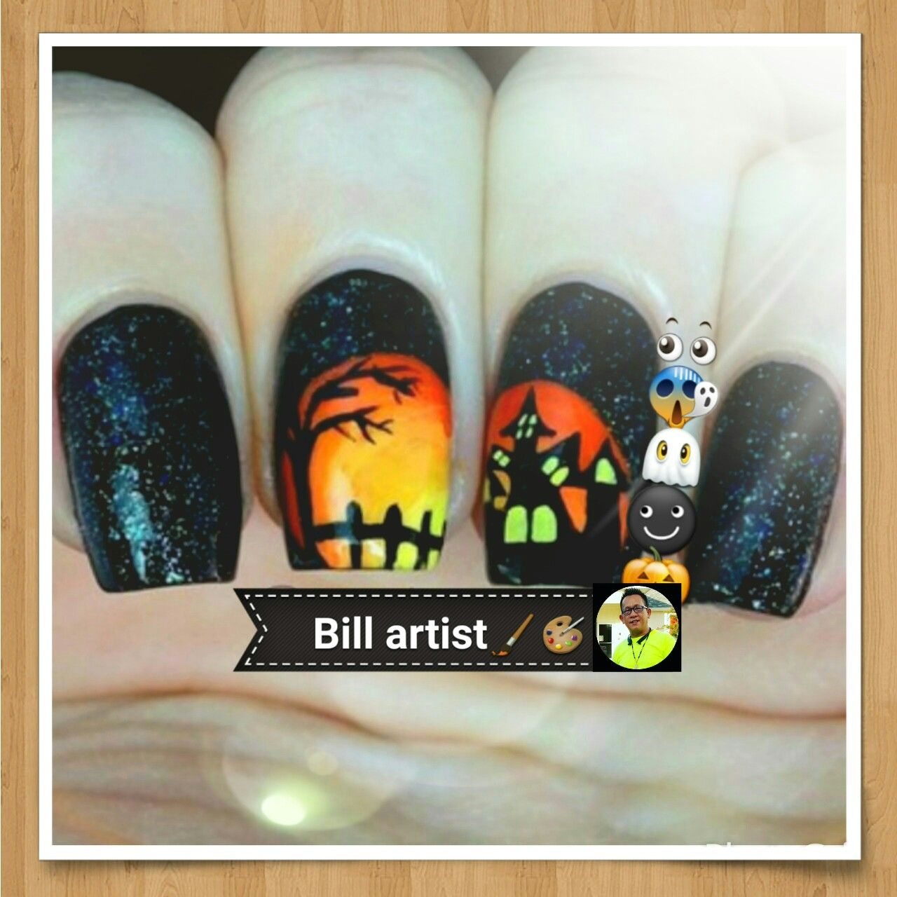 Pin By Nichole Gutt On Nail Ideas Pinterest Halloween Nail