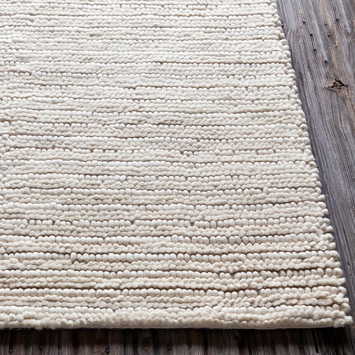 Hand Woven New Zealand Wool Rug