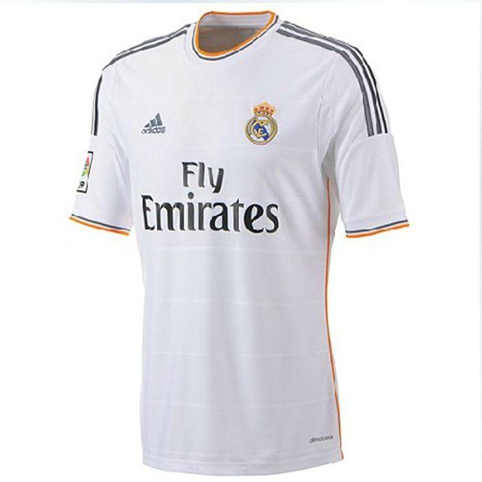 Real Madrid 13/14 kotiin jalkapallo pelipaidat