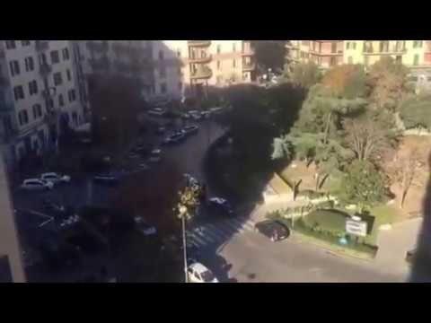 Napoli: tentata rapina in una banca in piazza Medaglie d'Oro