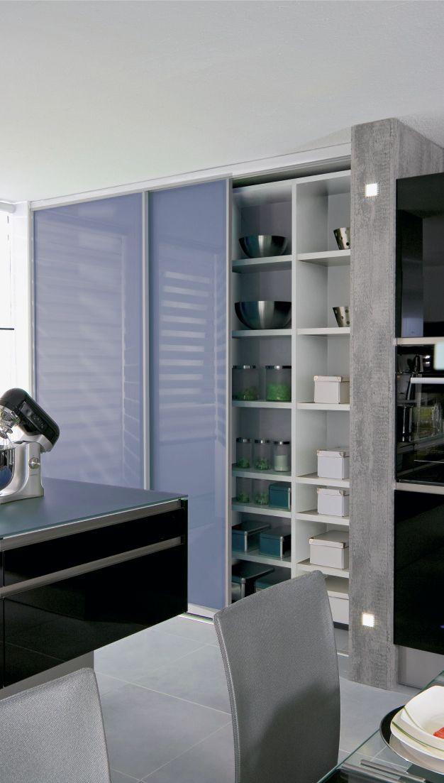 Einbauschrank für die Küche von CABINET #cabinet #einbauschrank