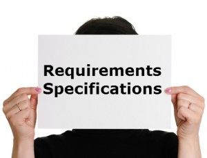 Article By Laura Brandenburg What Requirements Specifications Does