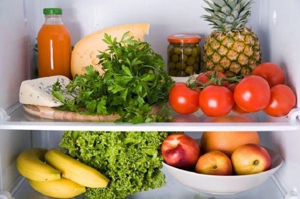 Cura pela Natureza.com.br: Dez dicas para conservar melhor os alimentos na geladeira