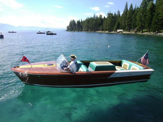 1961 Chris Craft Ski Boat