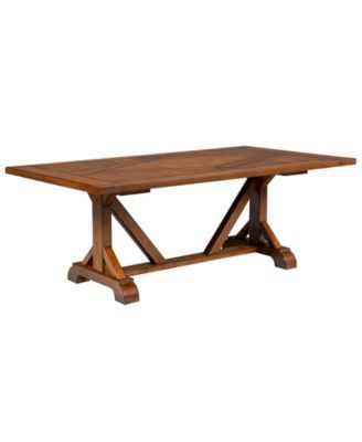 Mandara Dining Table There Were Only A Handful To Choose From At