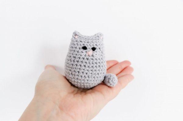 Amigurumi Halloween Black Cat Free Crochet Pattern | Halloween ... | 399x600