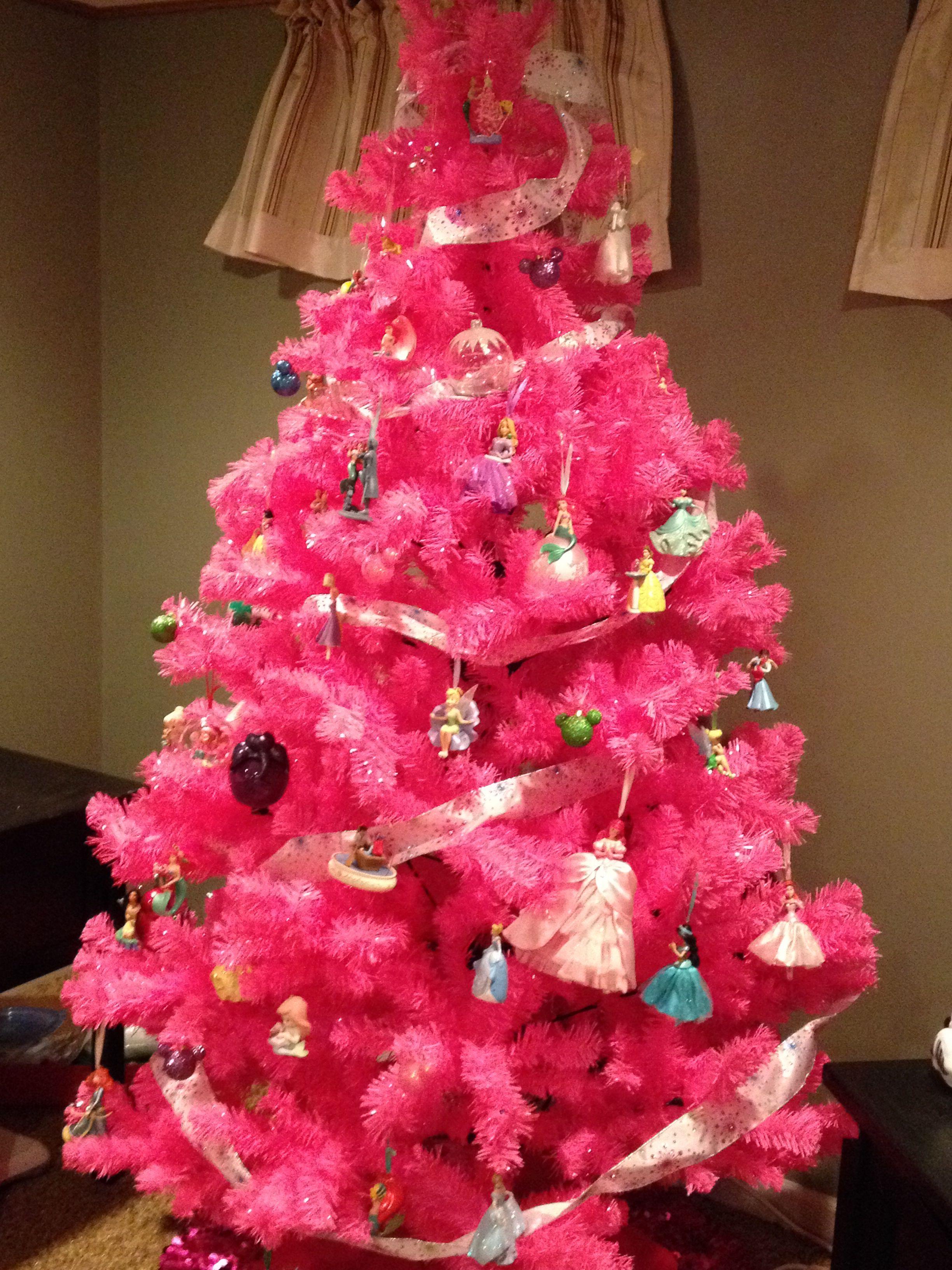Disney Princess Christmas Tree Disney Christmas Tree Christmas Barbie Christmas Tree Decorations Diy