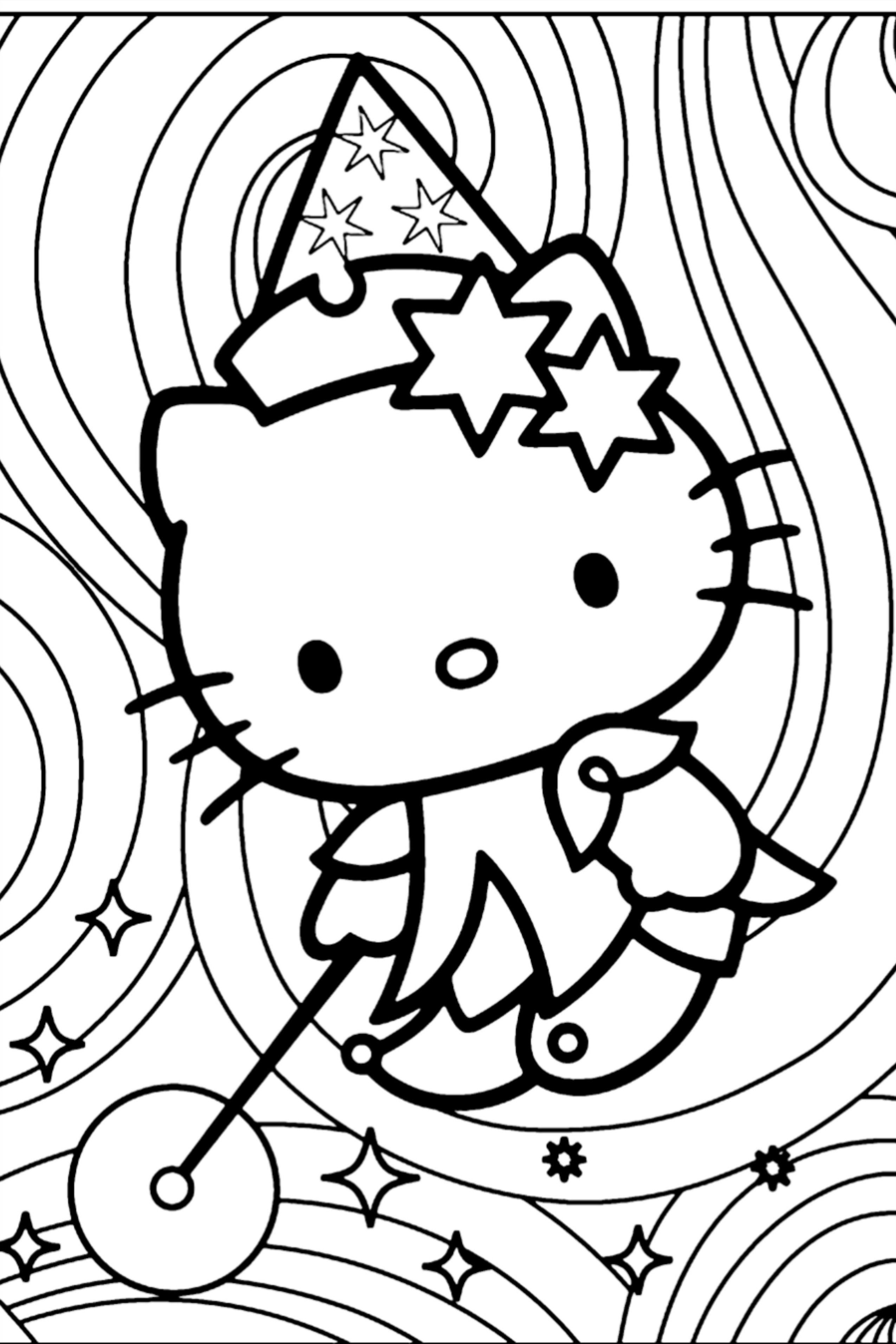 50 Hello Kitty Coloring Pages For Kids Hello Kitty Coloring Hello Kitty Colouring Pages Coloring Pages For Kids