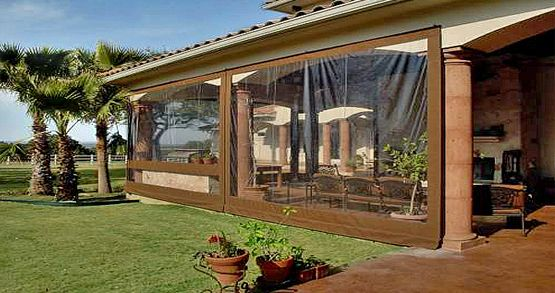 Restaurant patio enclosures  We Offer a Variety of Restaurant Patio Enclosure Options ...