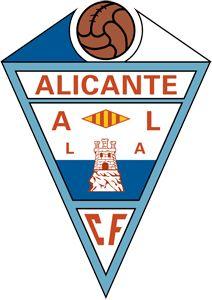 1918 Alicante Cf Alicante Valencia España Alicantecf Alicante L3949 Logo Equipe De Foot équipe De Foot
