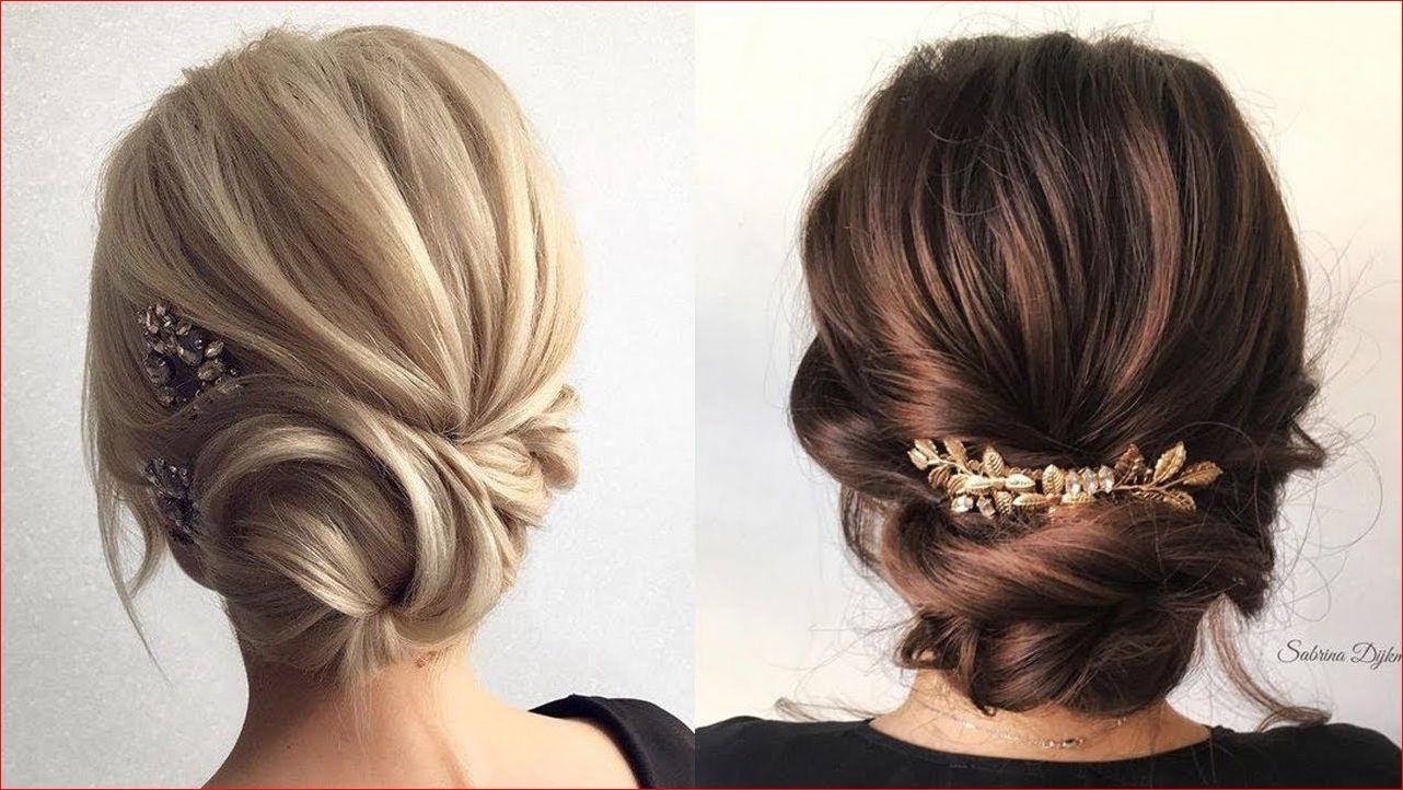 Elegant Hairstyles for Medium Length Hair   Updos for ...