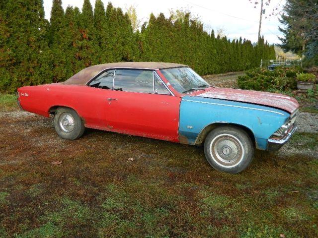 1966 Pontiac Beaumont Sport DeLuxe