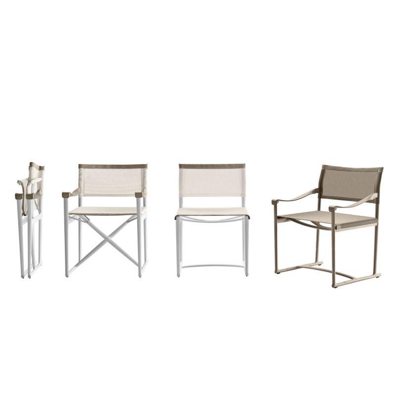 B&B Italia Mirto Outdoor Armlehnstuhl Gartenstühle