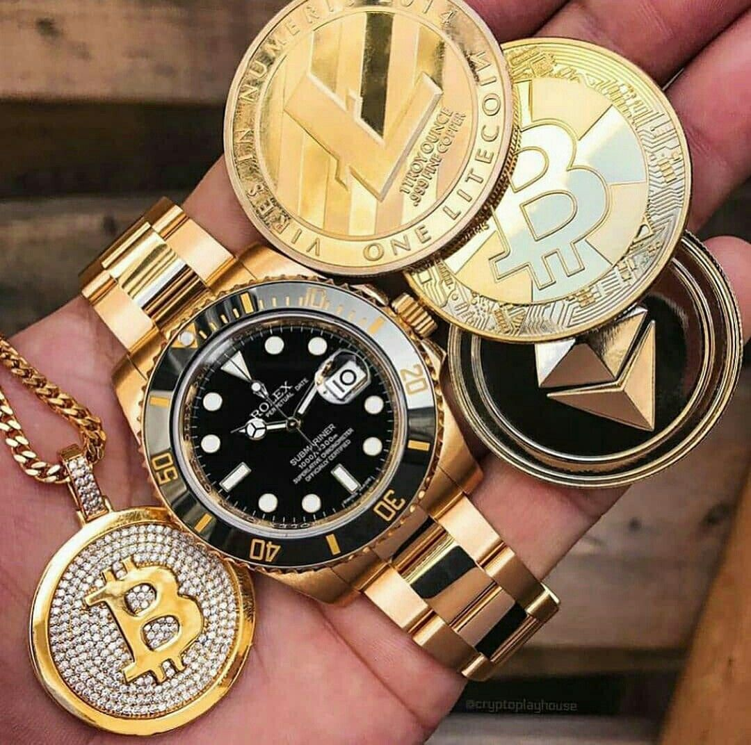 rolex bitcoin