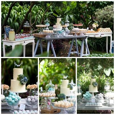 Top 3 Dessert Tables of the Week