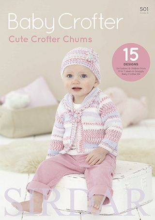 5586354fc2ec Cute Crofter Chums (501). 15 adorable designs knitted in Snuggly ...