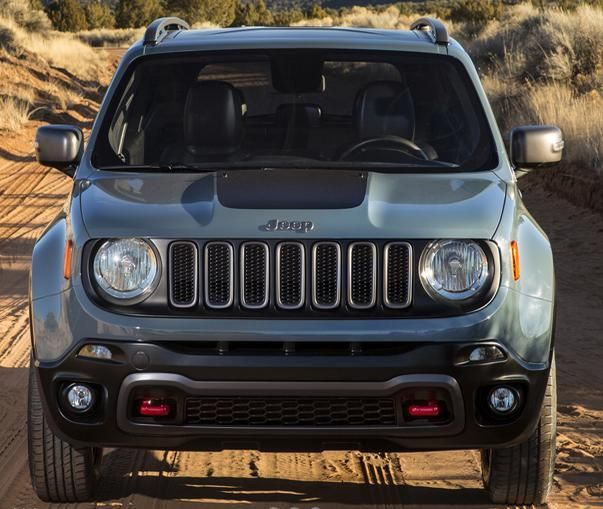 Ten Things Known About The Jeep Renegade 2 Red Tow Hooks Come